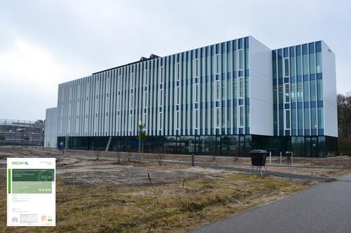 """BREEAM Certificaat """"Excellent"""" voor Shimano te Eindhoven"""