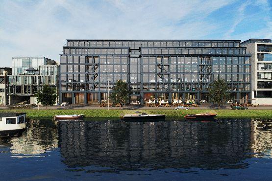 Danzigerkade 14-15 Amsterdam