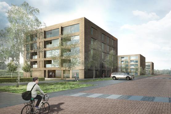 81 appartementen Dongewijk Tilburg
