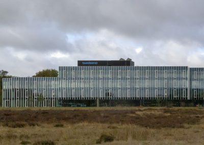 Europees Hoofdkantoor Shimano Eindhoven