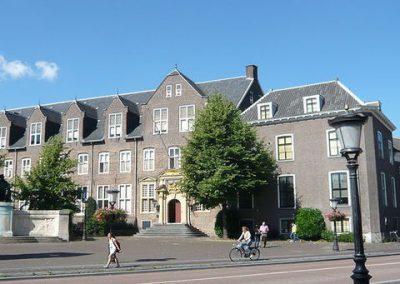 Janskerkhof Universiteit Utrecht