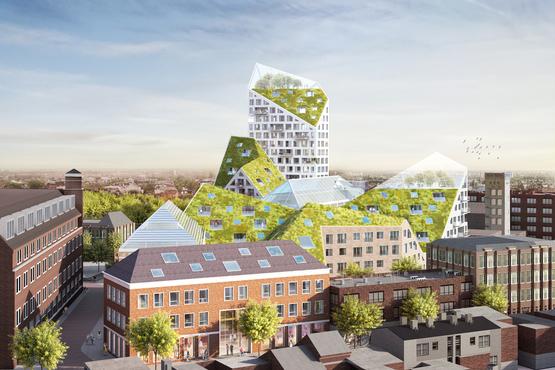 Nieuw Bergen Eindhoven