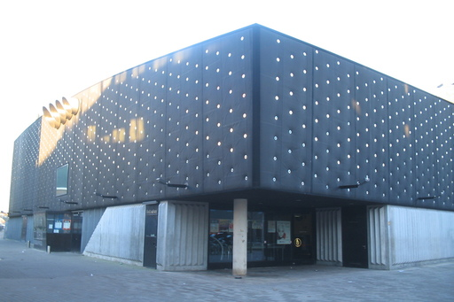 Poppodium 013 Tilburg