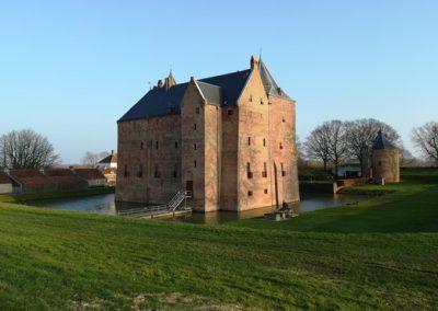 Slot Loevestein Poederoijen