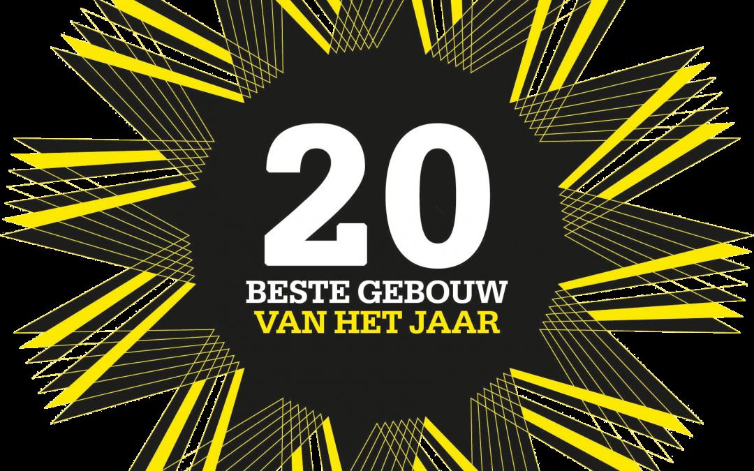 Drietal projecten van Huisman & Van Muijen genomineerd voor de BNA-architectuurprijs!