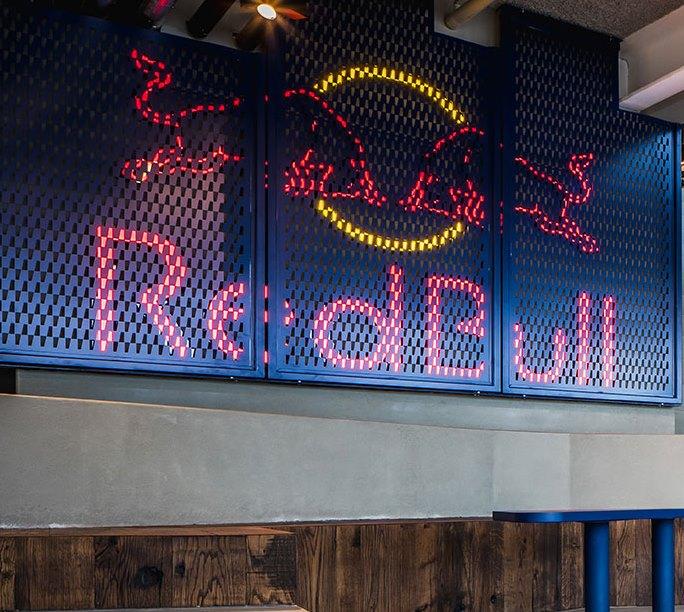 Red Bull Awarehouse Amsterdam